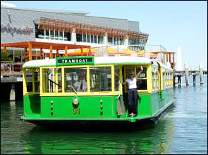 Melbourne Tramboat | Scenic Cruises