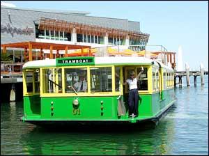 Melbourne Tramboat   Scenic Cruises